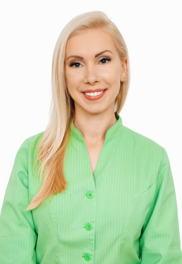 Gabija Zotikovienė- kineziterapeutė